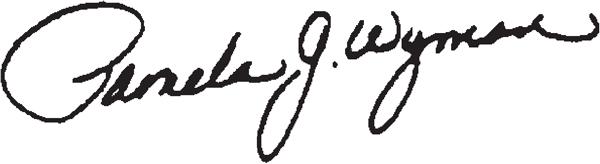 Pamela G. Wyman